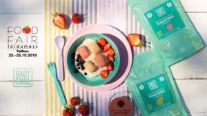 BabyCool on Toidumessil Tallinn FoodFair