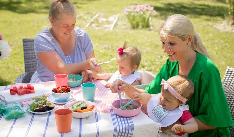 Mida teha lastele suvel süüa?