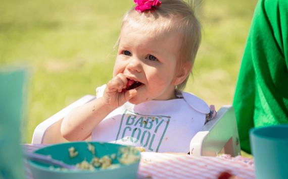 Kui palju peaks laps sööma
