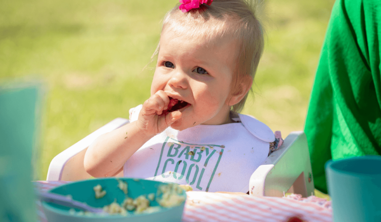 Kui palju peaks laps sööma?